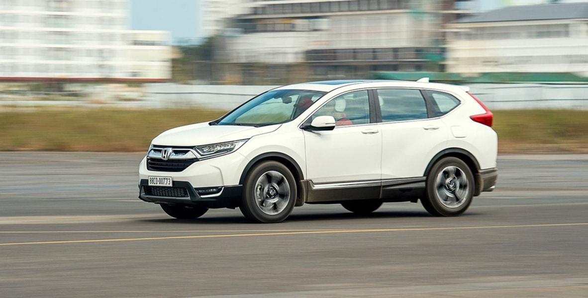 Honda CR-V 2018 bản cao cấp L giảm gần 200 triệu đồng - 1