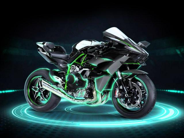 Top 10 siêu môtô có tốc độ khủng khiếp nhất 2018 (P1)