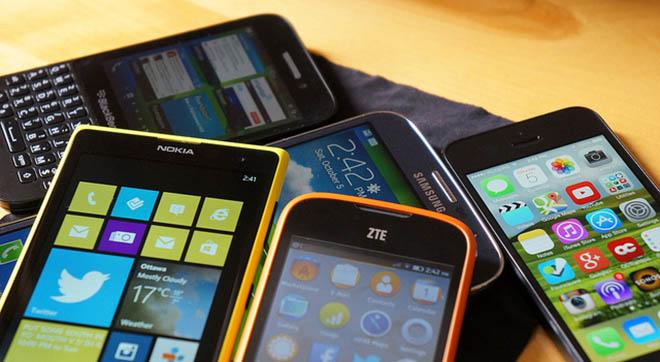 """Giá điện thoại mới tăng vọt, điện thoại tân trang bỗng nhiên """"vào mùa"""" - 1"""