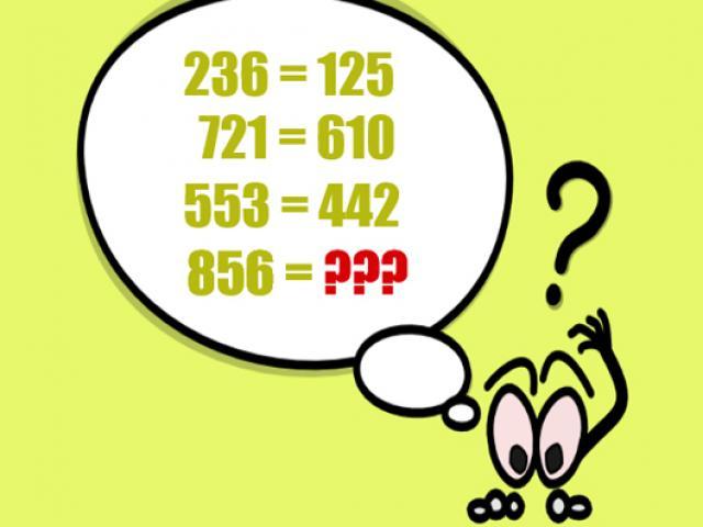 Giải bộ câu hỏi IQ sau để biết bạn thông minh đến đâu