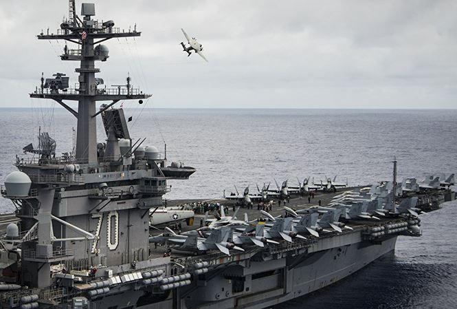 Báo Nga viết gì về chuyến thăm Việt Nam của tàu sân bay Mỹ? - 1