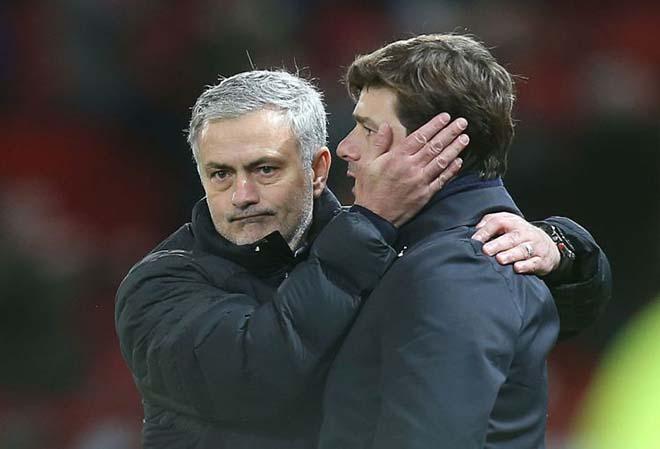 """MU săn """"bom tấn kép"""": Pochettino thay Mourinho, phải mua trước Harry Kane - 1"""