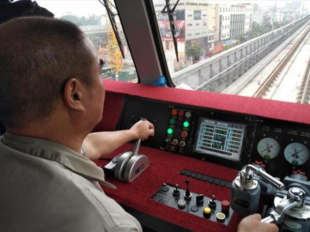 Đường sắt Cát Linh - Hà Đông: Sắp hoàn thành lại lo sự cố khi vận hành