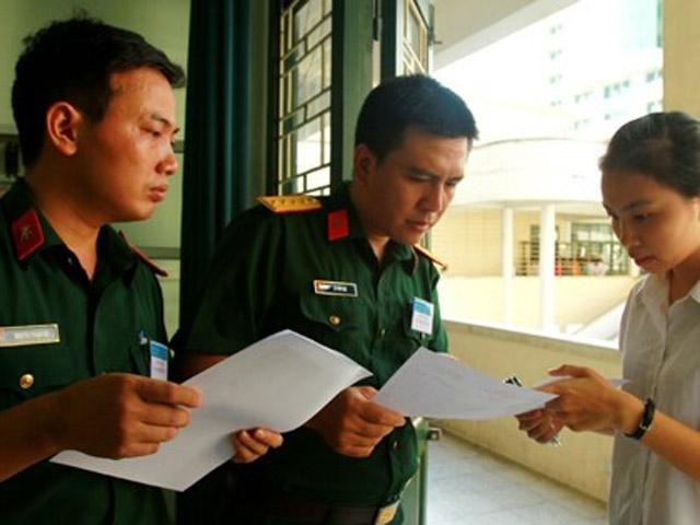 Công bố chỉ tiêu tuyển sinh các trường quân đội năm 2018 - 1