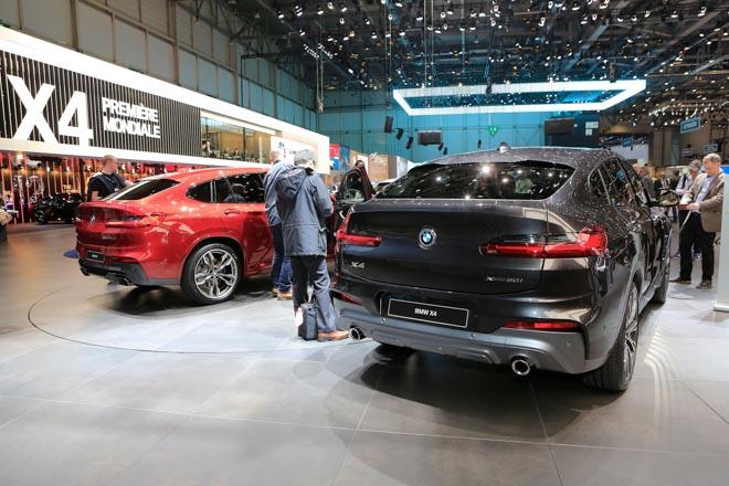 BMW X4 2019 sắp được THACO bán tại Việt Nam vào đầu năm 2019 - 7