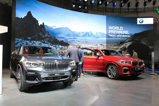 BMW X4 2019 ra mắt - Giá bán từ 1,2 tỷ đồng - 1