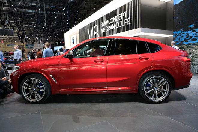 BMW X4 2019 sắp được THACO bán tại Việt Nam vào đầu năm 2019 - 3