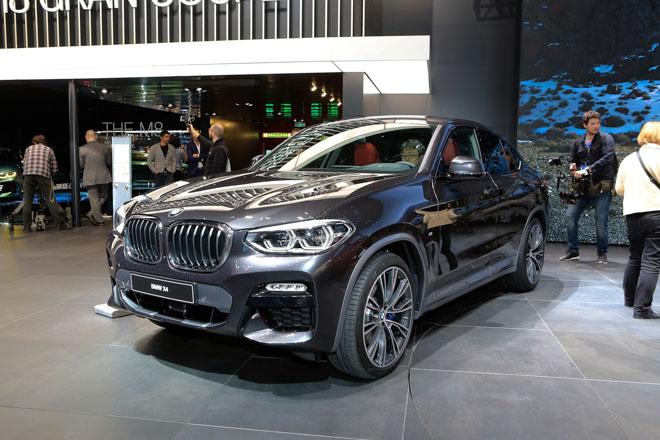 BMW X4 2019 sắp được THACO bán tại Việt Nam vào đầu năm 2019 - 13