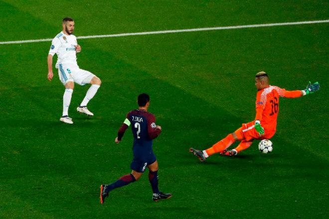 PSG - Real Madrid: Sai lầm khó tha, siêu anh hùng ghi danh - 1