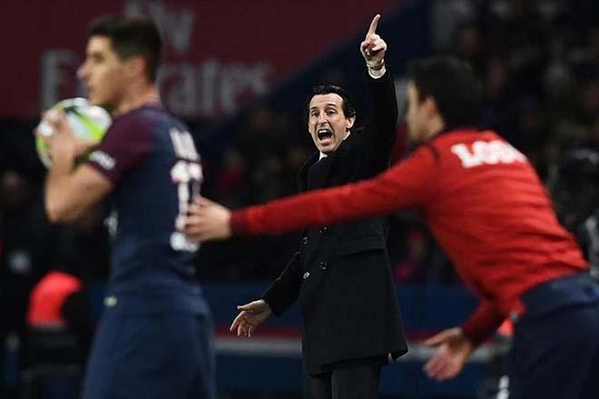 PSG thua thảm, vỡ mộng C1: Định ngày trảm tướng, thảm đỏ rước Mourinho - 1