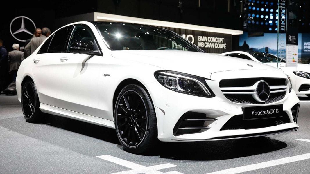 Mercedes-AMG C43 2019 sẽ có giá bán rẻ hơn C63 AMG - 1