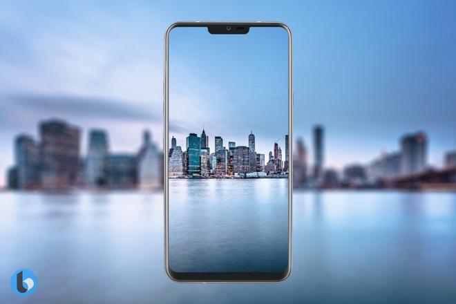 Lộ video LG G7 sao chép thiết kế iPhone X, nhưng đẹp hơn nhiều - 1