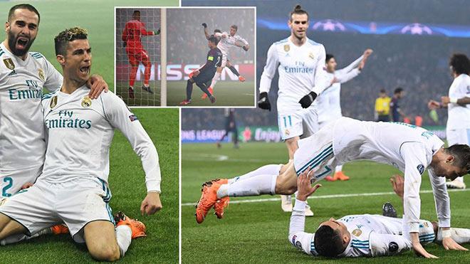 """Real bùng nổ Cúp C1: """"Bố già"""" Perez hứa mua """"siêu bom tấn"""" cặp Ronaldo - 1"""