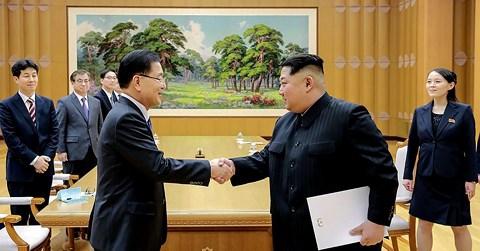 """""""Vũ khí lợi hại nhất"""" của ông Kim Jong-un sắp đặt chân tới Mỹ? - 1"""