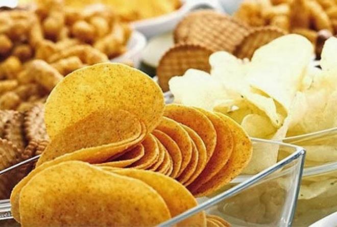 Những món ăn cực hại khi trẻ bị viêm đường hô hấp - 1