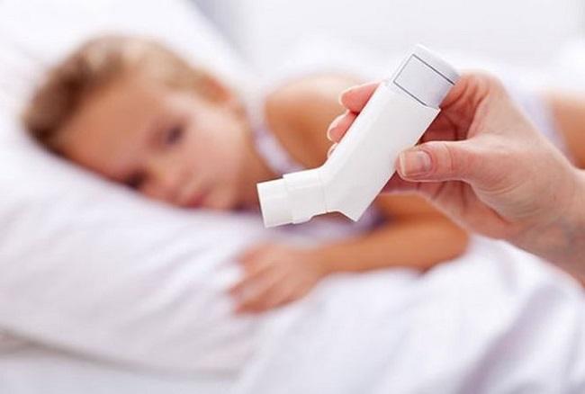 Những nguy cơ khiến trẻ có thể tử vong vì lên cơn hen - 1