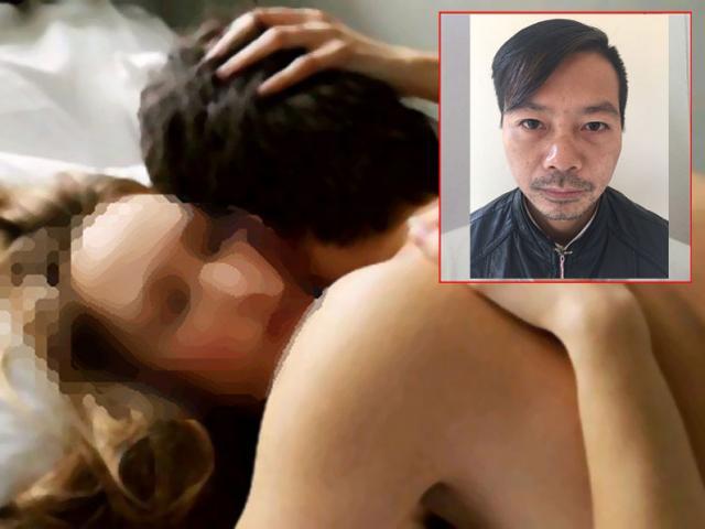 Tống tiền người tình bằng clip sex để... bù đắp thanh xuân