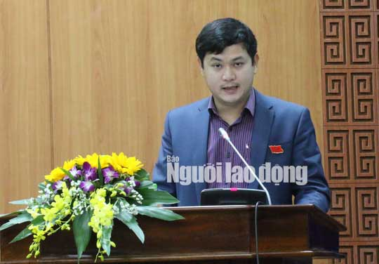 """Không còn làm giám đốc, ông Lê Phước Hoài Bảo làm """"lính"""" của sở - 1"""