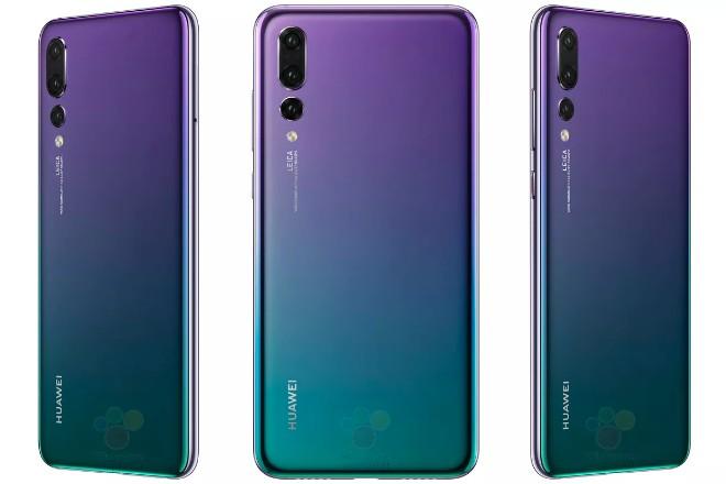 Huawei P20 Pro sẽ có phiên bản màu đẹp nhất dành cho smartphone - 1
