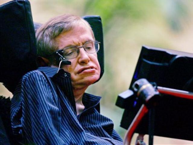 Thiên tài vật lý Stephen Hawking qua đời ở tuổi 76