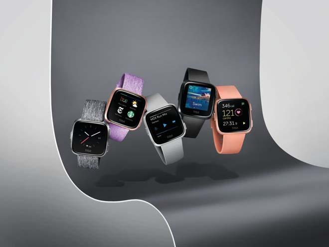 Đáp trả Apple, Fitbit tung siêu phẩm đồng hồ thông minh với giá 200 USD - 1