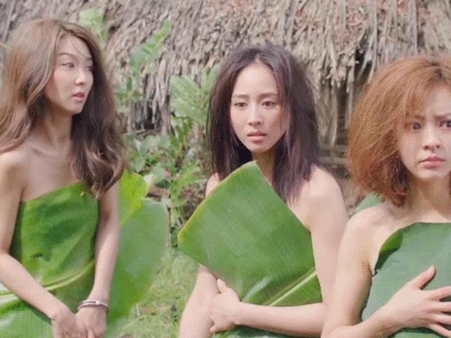 Ba bóng hồng gợi cảm đến Việt Nam đóng phim cùng Trần Bảo Sơn