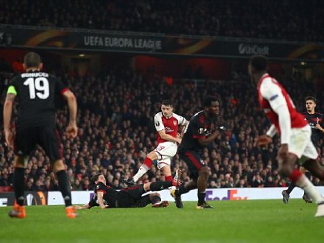 Arsenal - AC Milan: Đôi công hấp dẫn, ngược dòng ấn tượng