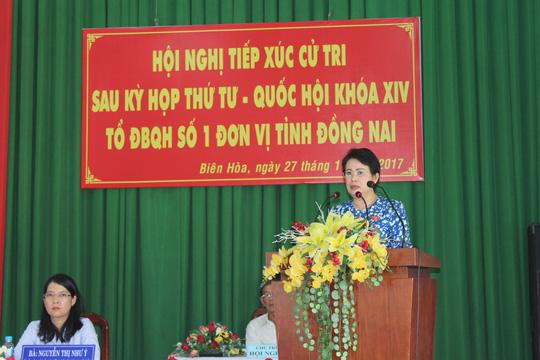 Sai phạm mới của Phó Bí thư Tỉnh ủy Đồng Nai Phan Thị Mỹ Thanh là gì? - 1