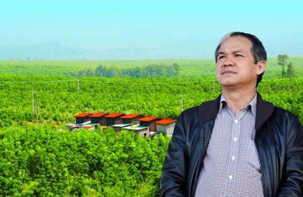Bầu Đức nhận gán nợ gần 2.500 tỷ bằng dự án nông nghiệp tại Lào - 1