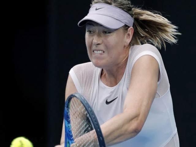 Tin thể thao HOT 18/3: Sharapova khốn khổ vì chấn thương