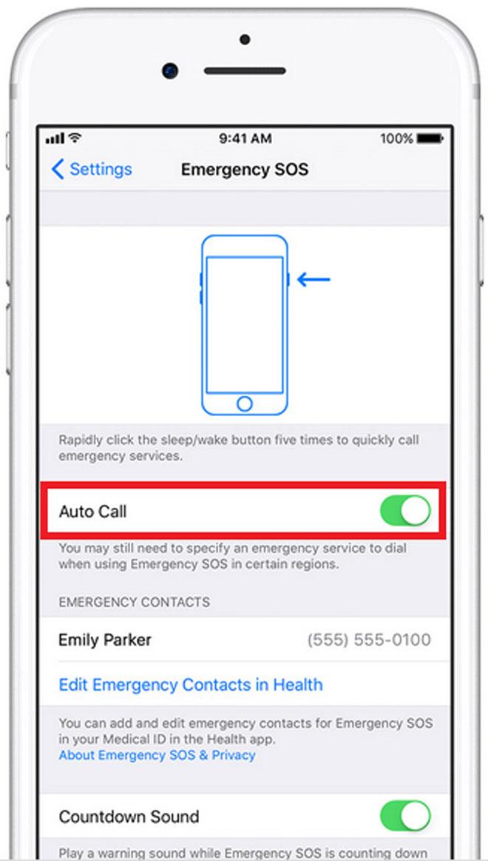 Bị cảnh sát ập vào nhà giữa đêm vì chế độ khẩn cấp trên Apple Watch - 1