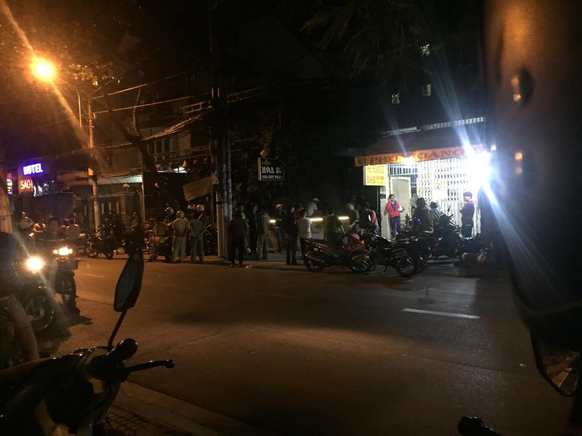Hỗn chiến kinh hoàng ở Sài Gòn, 2 người thương vong - 1