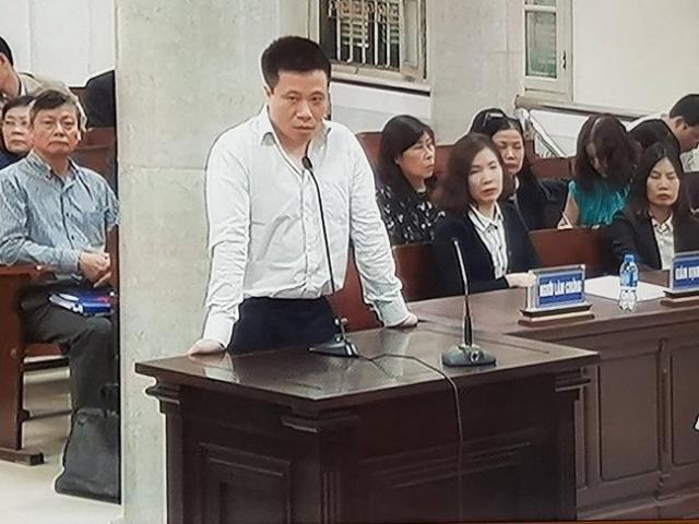 Vụ ông Thăng: Ông Hà Văn Thắm phát biểu gây sốc tại tòa