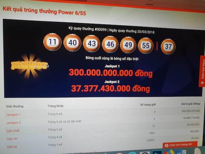Hai tỉ phú Vietlott mới nhất đã hụt jackpot 300 tỉ như thế nào? - 1
