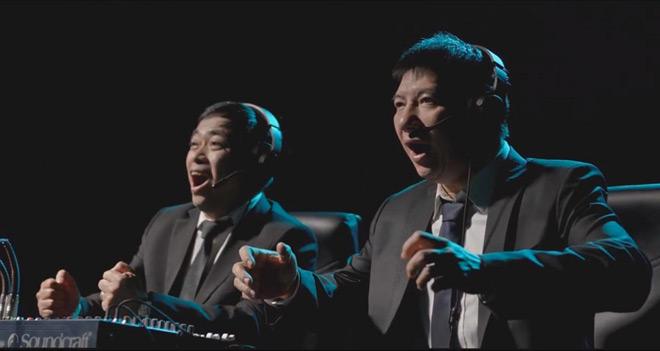 Bộ đôi BLV Quang Huy & Quang Tùng tái ngộ trong FIFA Online 4 - 1