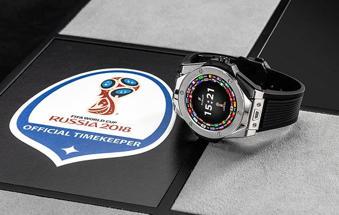 Đồng hồ trọng tài bắt FIFA World Cup 2018 có gì đặc biệt? - 1