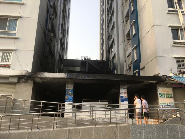 Vụ cháy 13 người chết: Không loại trừ khả năng bị cài đặt để gây nổ