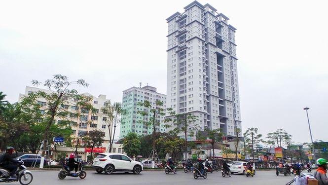 Gần 160 căn hộ tái định cư bỏ hoang cả chục năm giữa Thủ đô - 1