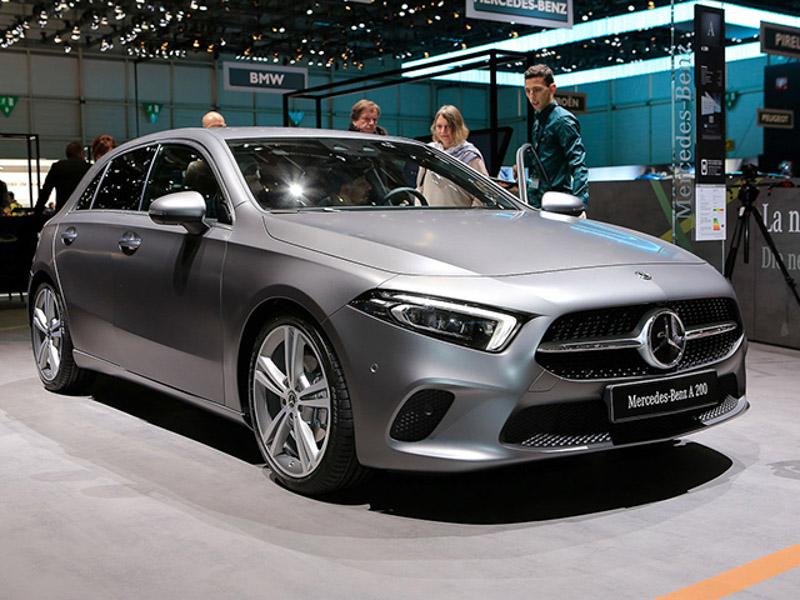 Xe Mercedes-Benz và BMW sẽ thiết kế tối giản và đẹp hơn trong tương lai - 1
