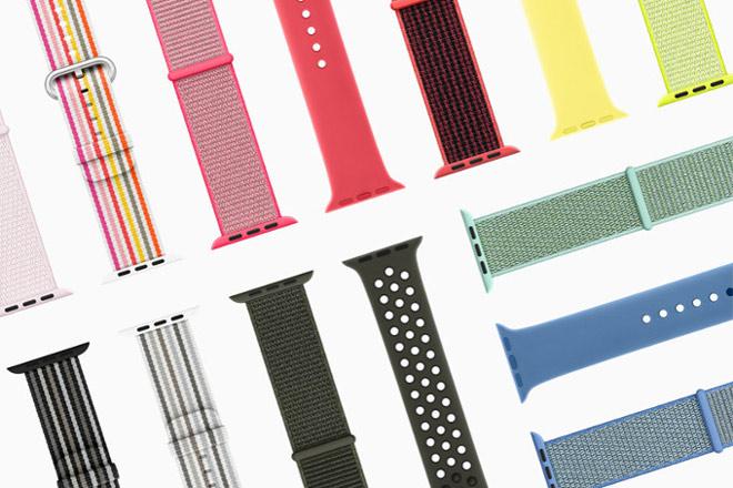 Apple tung bộ sưu tập dây đeo mùa xuân cho Apple Watch - 1