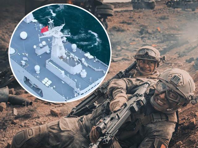 """Bom tấn """"Điệp vụ biển đỏ"""" của Trung Quốc bị ngưng chiếu tại Việt Nam"""