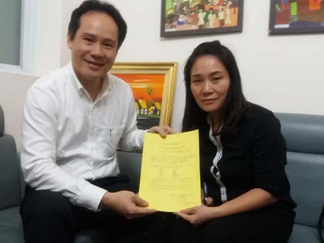 MC Tạ Bích Loan hiến tặng nội tạng sau khi qua đời