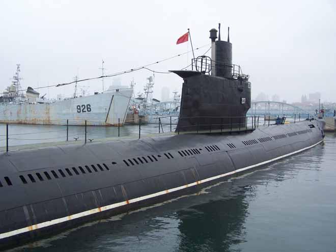 Thảm kịch tàu ngầm TQ khiến toàn bộ 70 thủy thủ chết bí ẩn - 1