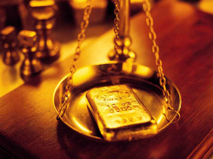 Giá vàng đầu tuần tiếp tục tăng - 1