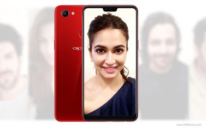 HOT: Ra mắt Oppo F7 với camera selfie thông minh 25MP - 1