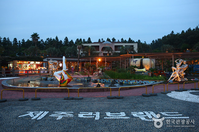 Bỏng mắt với công viên 18+ trên đảo Jeju - 1