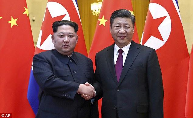 Tuyên bố của Kim Jong-un khi lần đầu gặp ông Tập Cận Bình - 1