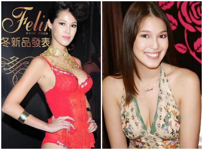 Người đẹp Nhật Bản Akemi Katsuki bị Đài Truyền hình Đài Loan cấm phát sóng clip quảng cáo sữa tắm vào năm 2013 vì cho rằng hình ảnh khỏa thân là không phù hợp.