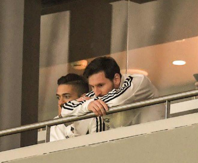 """Argentina tan nát, lệ thuộc Messi: Thế hệ trẻ tàn lụi, ván cược """"chết chóc"""" - 1"""