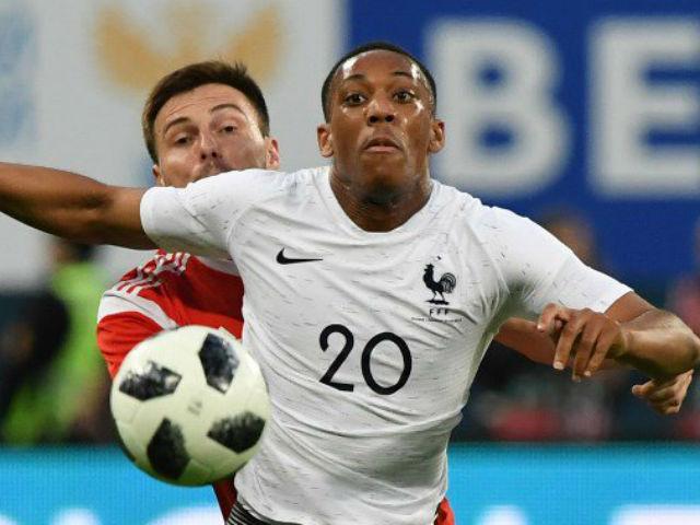 Video, kết quả bóng đá Nga - Pháp: Tuyệt đỉnh Pogba, cú đúp SAO 180 triệu euro
